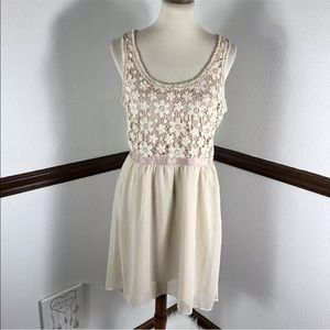 NWT American Eagle floral sleeveless dress size M